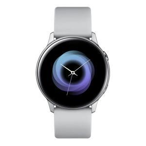 "Smartwatch Samsung Galaxy Watch Active Prata Super Amoled de 1.1"" | R$699"