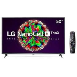 "[CC Shoptime] Smart TV NanoCell 4K LG LED 50"" com ThinQAI, 50NANO79SND   R$ 2125"