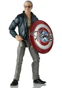 [PRIME] Boneco Marvel Legends Stan Lee - E9658 - Hasbro | R$ 144
