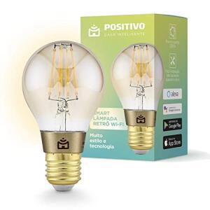 Smart Lâmpada Retrô Wi-Fi | R$ 99