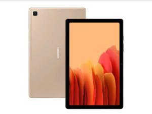 [Cliente Ouro + Cupom] Tablet Samsung Galaxy Tab A7 4G T505 DOURADO | R$ 1.314,82