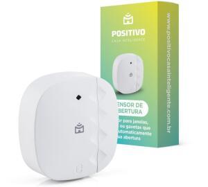 Sensor de Abertura Positivo Casa Inteligente   R$49