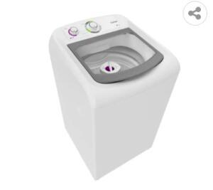Lavadora de Roupas Consul 9Kg CWB09AB - Branca | R$1139