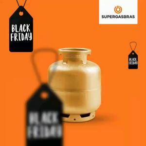 Black Friday Supergasbras - R$15 de desconto
