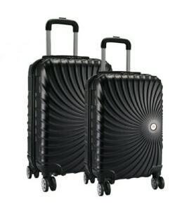 Conjunto KIT 2 malas ABS EAGLE (M e P) | R$279
