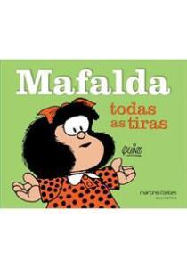 Livro - Mafalda: Todas as Tiras - Quino | R$63