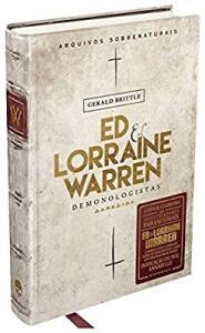 Ed & Lorraine Warren - Demonologistas: Arquivos Sobrenaturais DarkSide | R$30