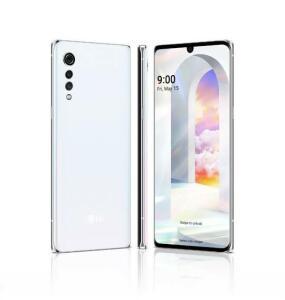 [ CLIENTE OURO + APP + CUPOM] Smartphone LG Velvet 128GB Aurora White Octa-Core 6GB RAM | R$2599