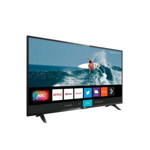 "[R$ 871,19 CC Shoptime+AME] Smart Tv Led 32"" Hd Aoc | R$971"