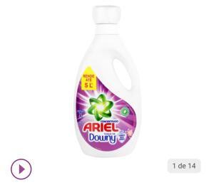 (APP+CUPOM+MPAY) Sabão Líquido Ariel com Toque De Downy - Concentrado 2L | R$13