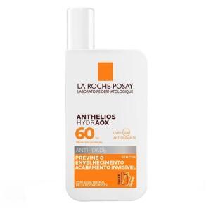 [50%de volta com AME] Protetor Solar Facial La Roche-Posay Anthelios Hydraox Sem Cor FPS 60 50ml