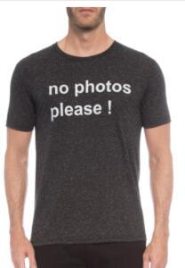 Camiseta Masculina no Photo - Preto - SPIRITO SANTO | R$40