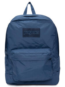 Mochila Jansport Mono Superbreak Azul | R$138