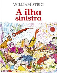 Livro - A ilha sinistra | R$23