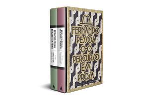 Box Fernando Pessoa: percurso em prosa | R$45