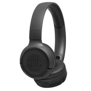 Fone de Ouvido JBL Headphone Bluetooth T500 Preto | R$ 192