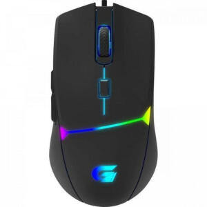 Mouse Gamer Crusader RGB 7200DPI Preto FORTREK G | R$66