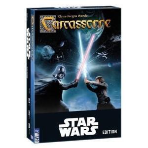 Carcassonne - Star Wars Edition | R$180