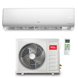 [AME R$1.113] Ar-Condicionado Split Inverter TCL 09.000 Btus 220v Frio | R$1.484