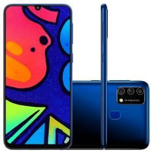 Smartphone Samsung Galaxy M21s, 64GB, 64MP, Tela 6.4´ | R$1299
