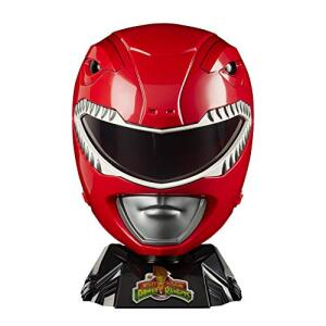 Capacete Power Rangers Vermelho | R$ 342