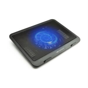 "Base Refrigedora para Notebook 14"" NBC-11BK Micro Ventilador Fan,USB - C3TECH | R$38"