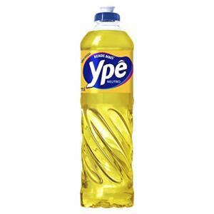 [PRIME] Detergente Ypê Neutro 500 ml   R$ 1,45