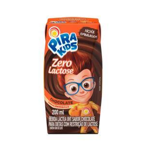 [Prime+Recorrência] Achocolatado Zero Lactose Pirakids 200ml   R$0,72 a unidade