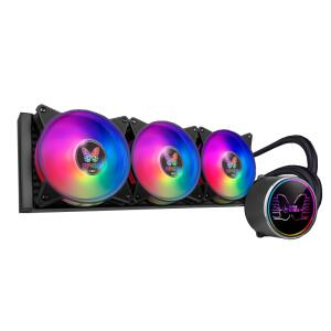 Water Cooler Super Flower Neon 360 360mm, Intel-AMD, SF-LB360 | R$659