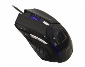 Mouse Gamer MO-G335 04 Níveis de DPI Preto K-MEX | R$17