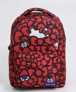 Mochila Infantil Escolar Hello Kitty Xeryus | R$ 50