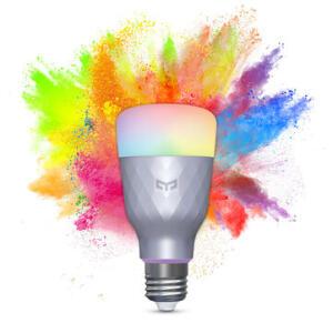 Lâmpada Smart Yeelight YLDP001 1SE E27 6W RGBW | R$80