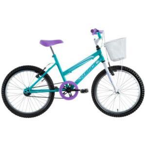 Bicicleta Track & Bikes Cindy Aro 20 - Quadro de Aço Freio V-Brake | R$569