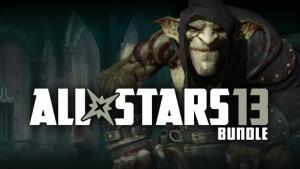 All Stars 13 Bundle, 99% OFF - R$10,20