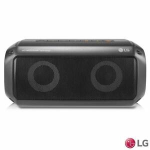 Caixa de Som Blueooth Speaker LG - PK3 | R$ 244