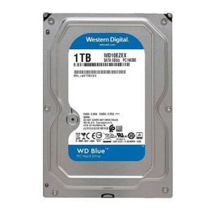 """HD WD BLUE 1TB 3.5"""" SATA III 6GB/S, WD10EZEX R$275"""