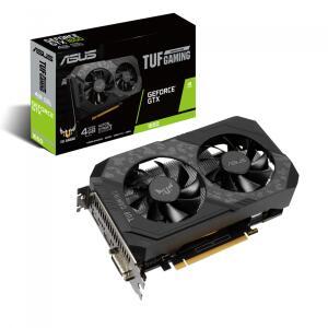 [AME R$1030] PLACA DE VIDEO PCI-E 4GB 128BITS GTX 1650 DDR6 ASUS TUF / TUF-GTX1650-O4GD6-P-GAMING R$1052