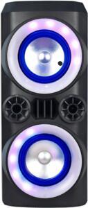 Torre | Caixa de som Multilaser | 300w | Bluetooth | Led | Portátil R$331