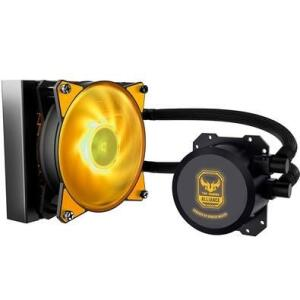 Water Cooler Cooler Master Masterliquid ML120L RGB TUF Gaming, 120mm - R$299