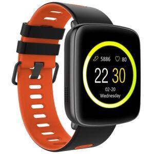 Smartwatch Qtouch, Touchscreen, Bluetooth 4.0 R$299