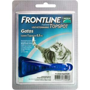 [LEV 3 PAG 2] Frontline Topspot para Gatos Antipulgas e Carrapatos | R$ 21,60