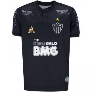 [APP CENTAURO] Camisa Atlético-MG III 2019 Le Coq Sportif - Infantil