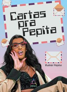 Livro Cartas pra Pepita   R$20
