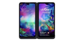 Smartphone LG G8X 128GB Preto 4G Tela 6.4 Pol. Câmera Dupla 13MP Selfie 32MP - R$ 2399,00