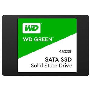 Ssd De 480gb Wd Green Preto | R$376