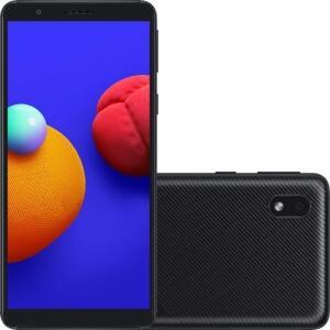Galaxy A01 Core - Preto 2gb 32gb | R$629