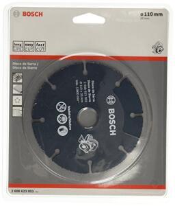 [PRIME] Disco de Corte Bosch Madeira para Serra-Mármore 110mm | R$29