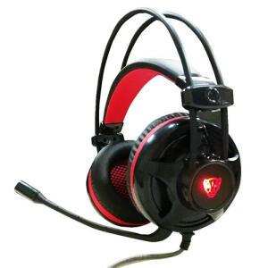 Headset Motospeed H11 Gamer Com Led Fone Microfone | R$ 89
