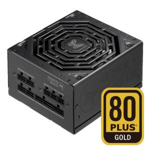 Fonte Super Flower LEADEX III 750W, 80 Plus Gold, PFC Ativo, Full Modular | R$ 669