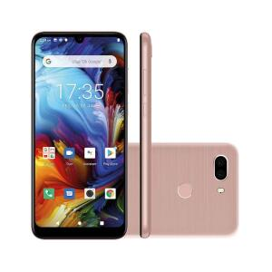 "Smartphone Philco Hit Max Grafite, Tela Infinita 6"" - R$899"